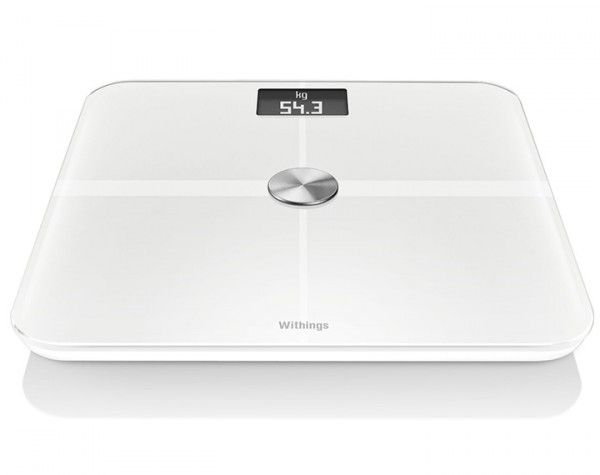 Withings Smart Body Analyzer Personenwaage WS-50