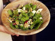 Feldsalat mit Apfel und Käse - smarter - Kalorien: 285 Kcal - Zeit: 30 Min. | eatsmarter.de