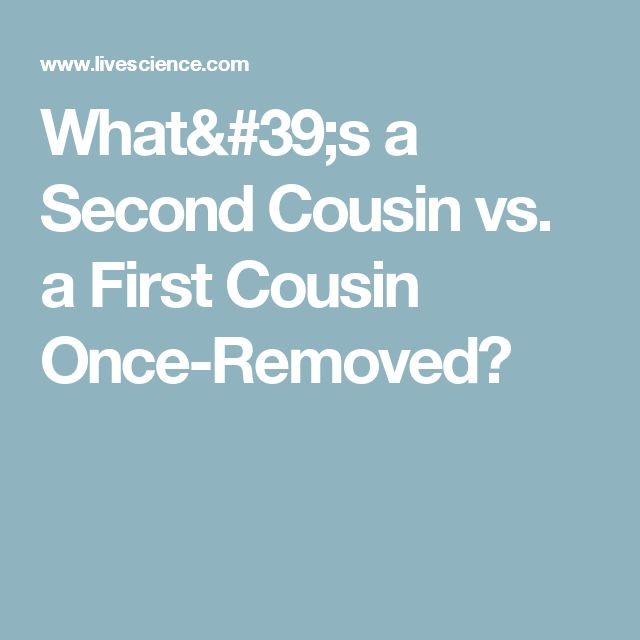 Is dating your fourth cousin wrong