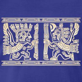 Tiwanaku Sun God Helpers Tattoo Inspiration Pinterest
