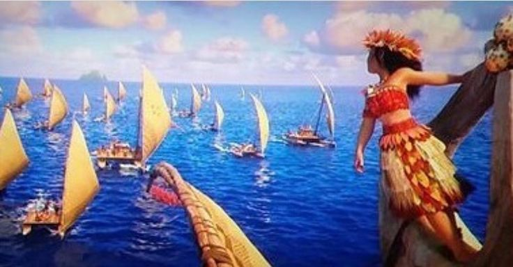Moana (2016): Amazing movie, definitely recommend for all to see.