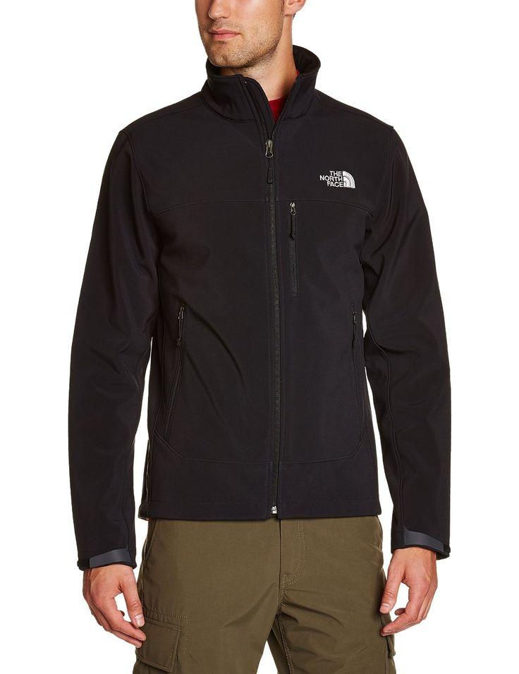 The North Face M Apex Bionic Jacket - EU - Chaqueta para hombre, color negro, talla L: Amazon.es: Deportes y aire libre