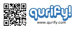 For all those teachers wanting to make their own QR codes for Open House, here's where I always make mine.