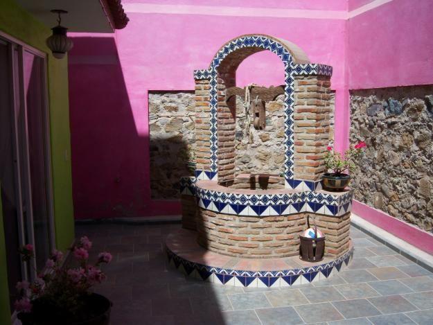 Pozo De Agua Elaborado Ideas Pinterest Wishing Well Garden Y