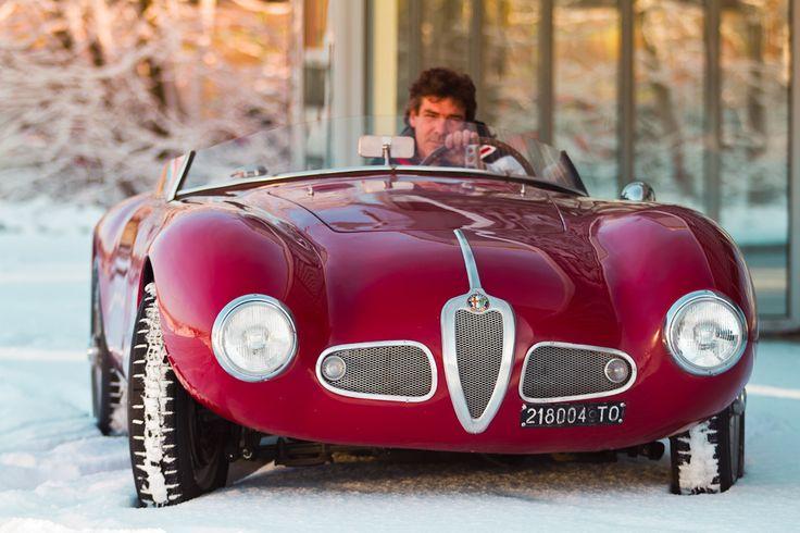 Alfa Romeo 1900 SS Barchetta