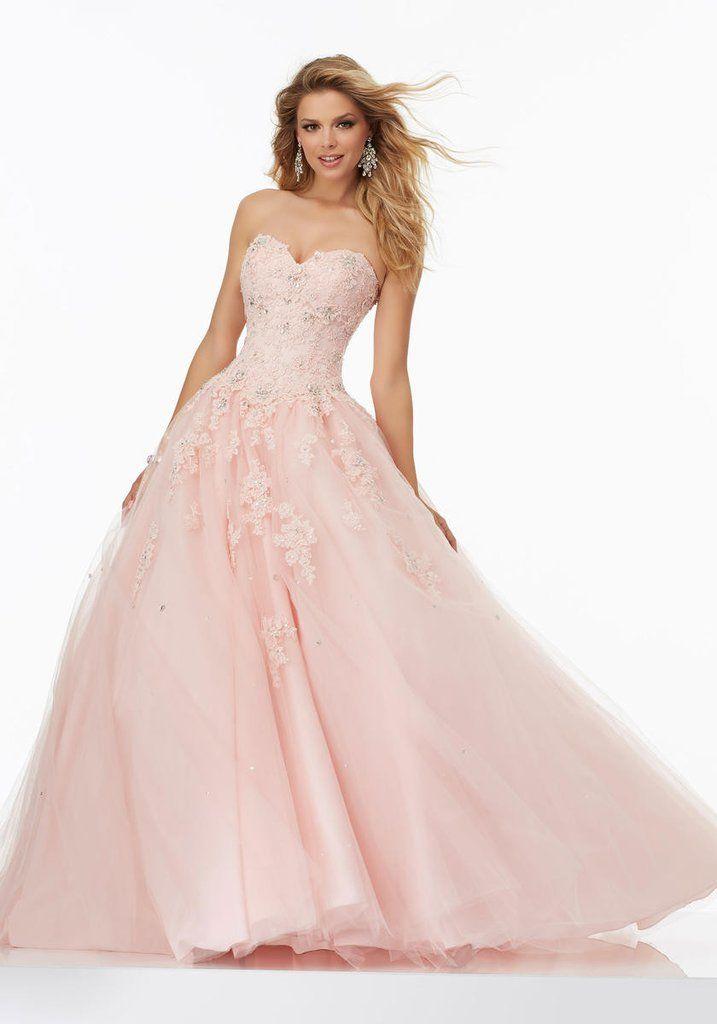 Mejores 74 imágenes de Prom Dresses en Pinterest   Blusas cortas ...