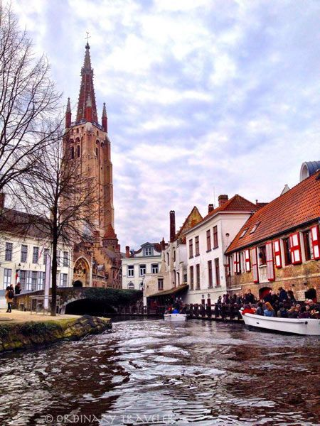 Bruges, #Belgium -- a day trip from Antwerp