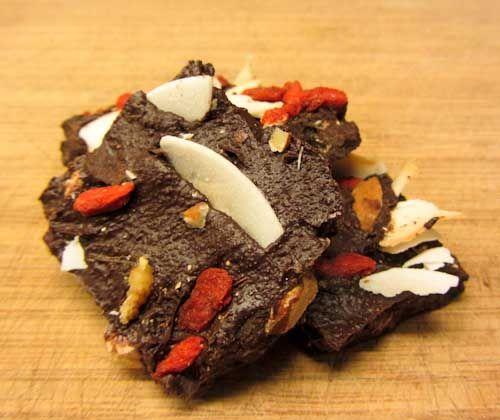 Cacaoboter (chocolade) (geen suiker toevoegen)
