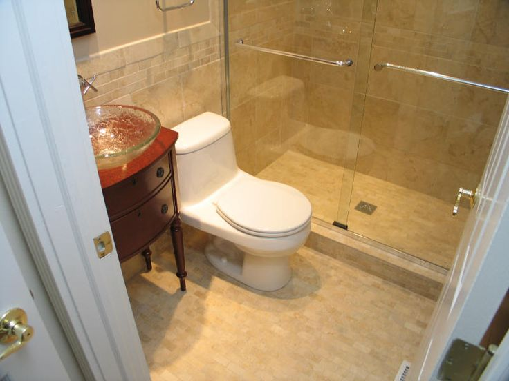 17 best images about small bathrooms on pinterest ideas for small bathrooms small half baths - Small basement bathroom designs ...