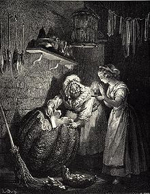 Fairy godmother - Wikipedia, the free encyclopedia