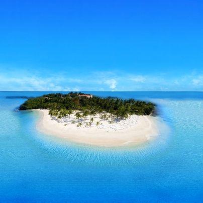 #CayoLevantado, le petit paradis de la république dominicaine.