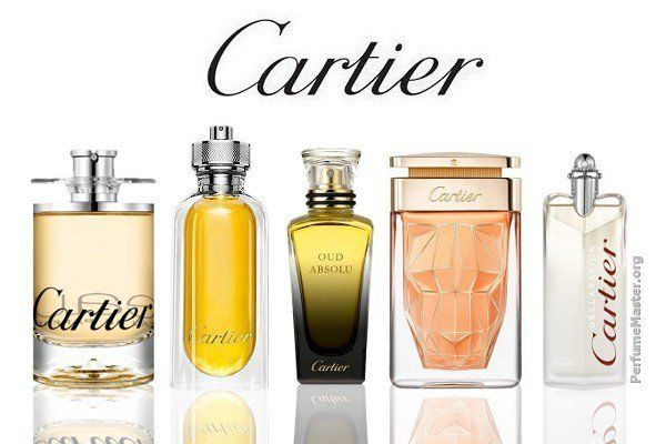 Cartier Perfume Collection 2016 - PerfumeMaster.org