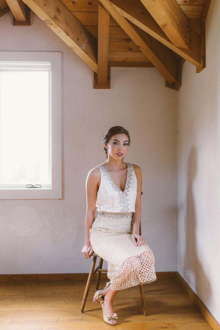 Design & Style: Dani Matthews - weddingsbydani.com Photography: Melissa Leith - melissaleith.com  Read More: http://www.stylemepretty.com/2014/10/29/rustic-villa-wedding-inspiration/