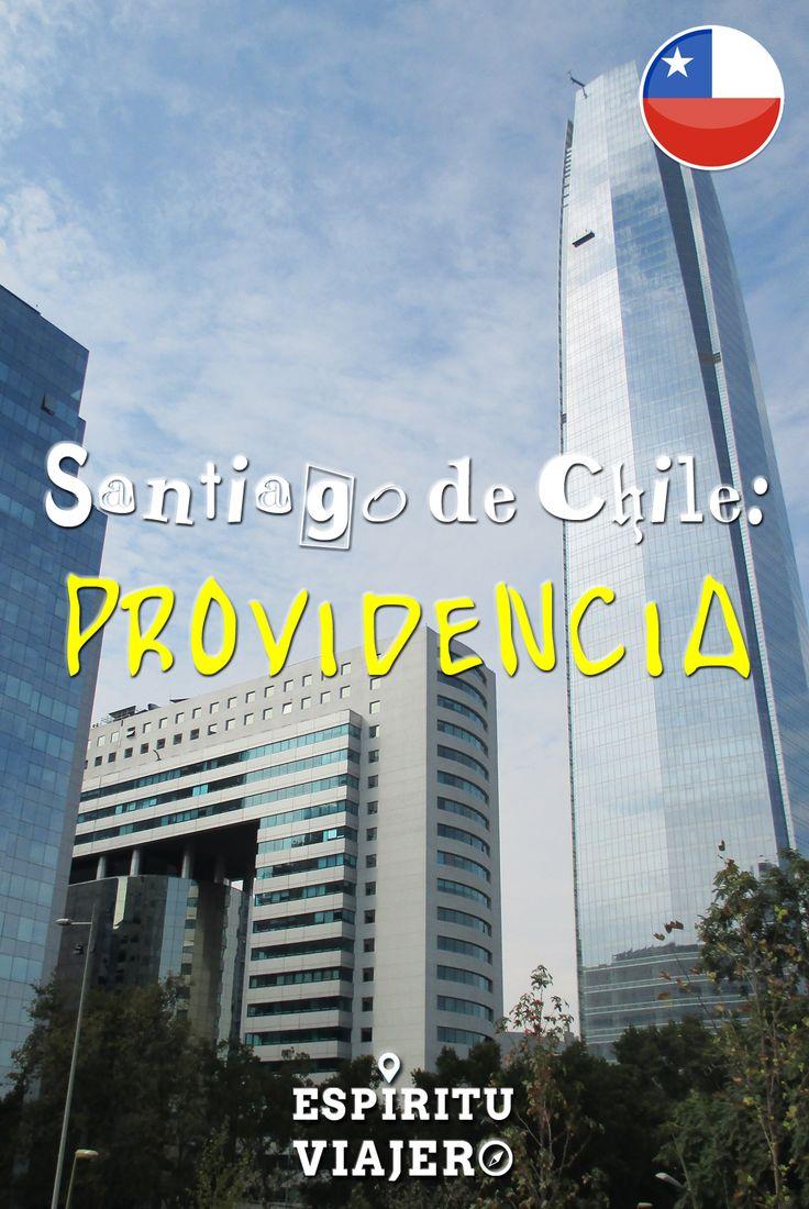 Providencia es el barrio moderno y cosmopolita de Santiago de Chile, y una gran opción para salir de noche y explorar la cara más joven de esta gran ciudad! Lee todo en el blog!