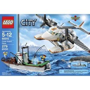LEGO Coast Guard Plane 60015..