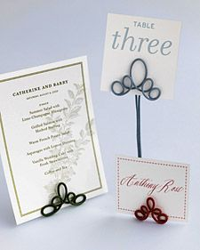 41 best diy wedding projects crafts images on pinterest table number holders diy ideas solutioingenieria Images