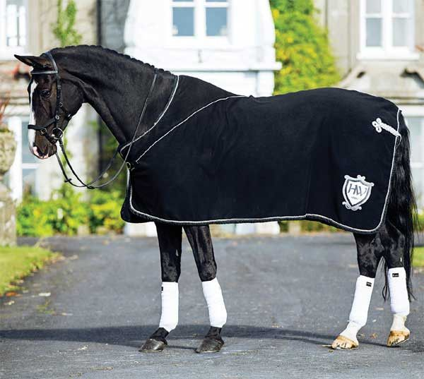 Rambo Diamanté Show Blanket Performance Horse Blankets