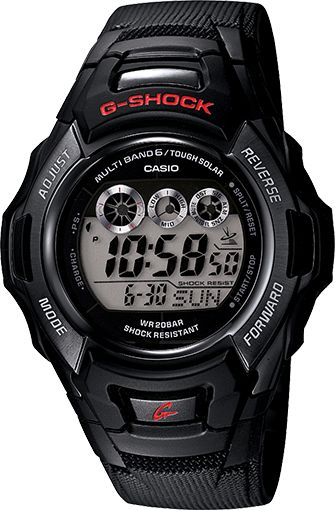 GWM530A-1 G-Shock Solar Military Watch