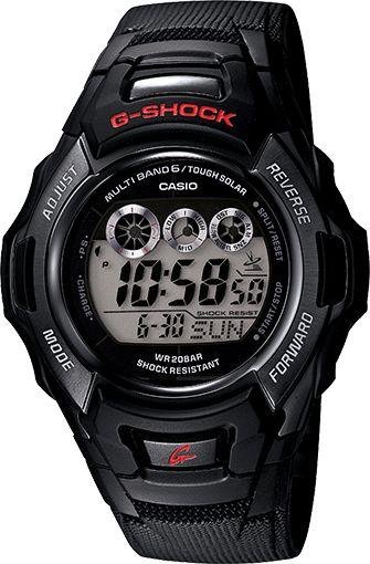 GWM530A-1 G-Shock Solar Military Watch