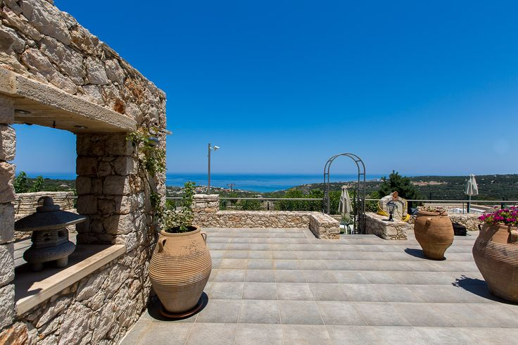 fradellosvillas.gr Villa Chrissi in Gerani, Rethymno - Crete #villa #rethymno #crete #greece #vacation_rental #private #luxurious_accommodation #summer_in_crete #visit_greece