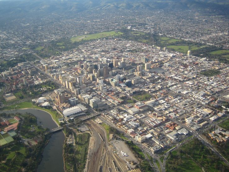 Adelaide, South Australia. Thankyou Tim Koch for a great view of our city.