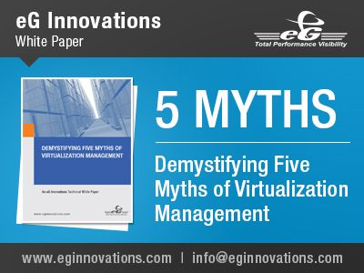 Download White Paper: Demystifying five myths of virtualization management