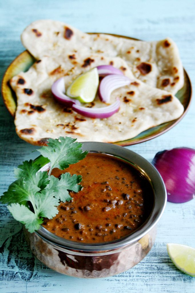 Dal Makhani - Gluten Free, Vegan (if you omit cream, can substitute coconut milk)