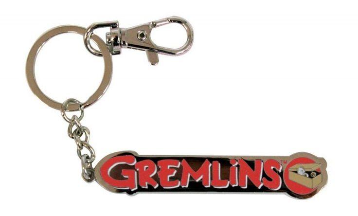 Avaimenperä: Gremlins - Logo Metal Keychain