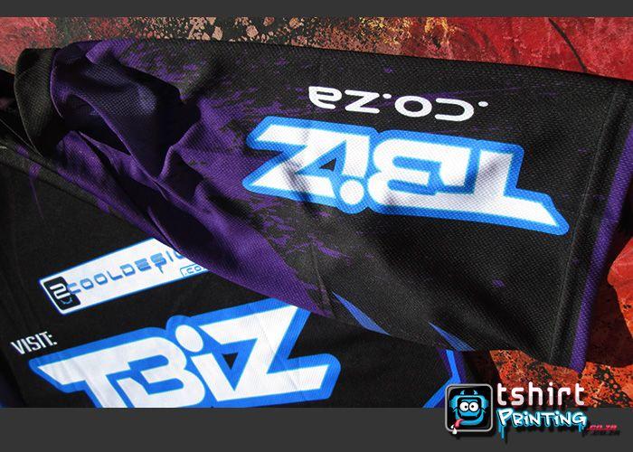 tbiz.co.za gamer shirt