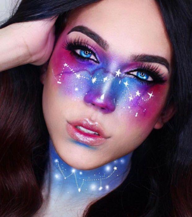 La tendance Galaxie envahit Instagram                                                                                                                                                                                 Plus