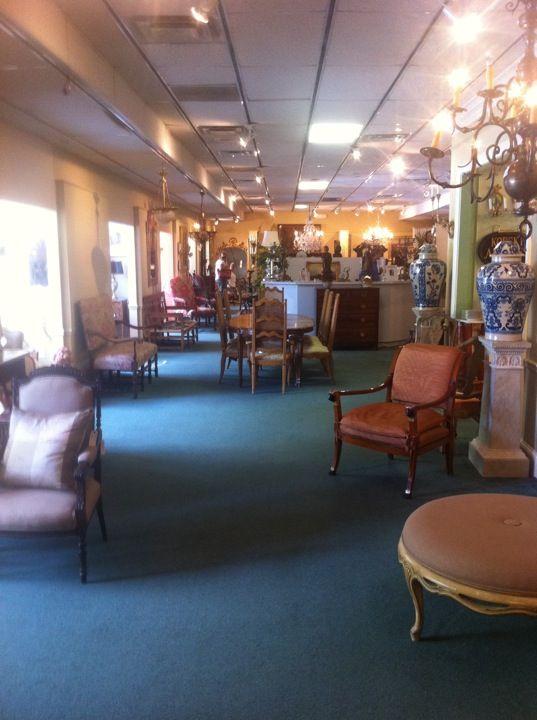 14th Street Antiques Market In Atlanta, GA