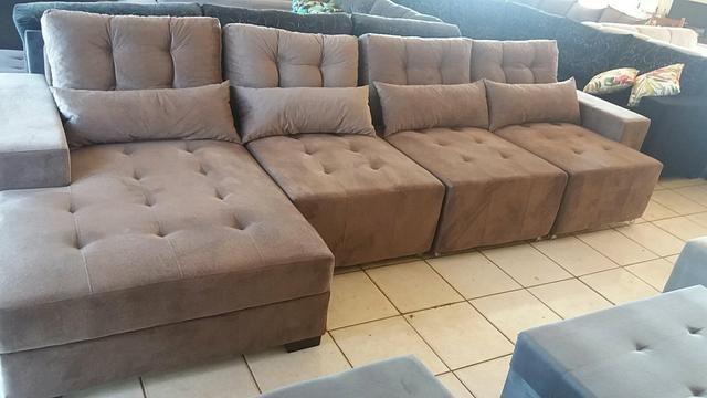 Lindo sofa na promoção