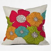 Found it at AllModern - <strong>DENY Designs</strong> Valentina Ramos Flowers Polyester Throw Pillowhttp://www.allmodern.com/DENY-Designs-Valentina-Ramos-Flowers-Polyester-Throw-Pillow-13486-thr-NDY3254.html?refid=SBP.rBAZEVQDMPNM9R0vd67FAgAAAAAAAAAAAAAAAAAAAAA