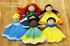 Free Princess Lovey Collection 1