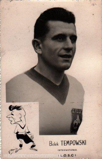 Bolek Tempowski Losc 1945-1951 #LOSC #foot