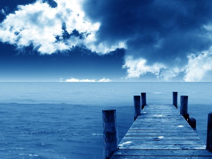 Ocean Pier | A PEER INTO PIERS | Pinterest