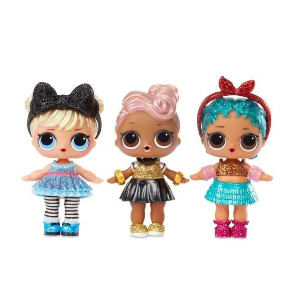 L.O.L Surprise Series 2 Dolls Glam Glitter