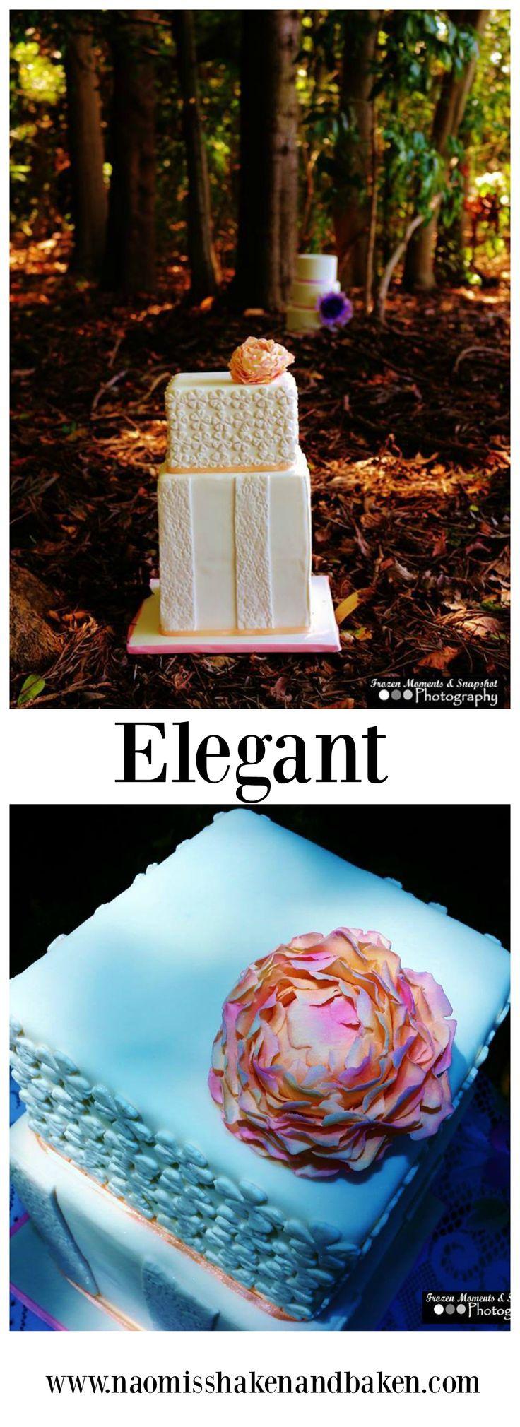 Wedding cake, wedding cupcakes, wedding, wedding planner, wedding event, gold coast, sunshine coast, Brisbane, hinterland weddings, romantic, rustic, vintage, simple, elegant, stunning, beautiful, love, breath taking, lovely, gorgeous, luxury, quality, cake, divine, mud cakes, vegan cakes, gluten free cakes, tantalizing, flowers. Edible art, edible toppers, edible flowers, Bride, groom, Caboolture, cake decorator, professional , square wedding cake, lace, peony