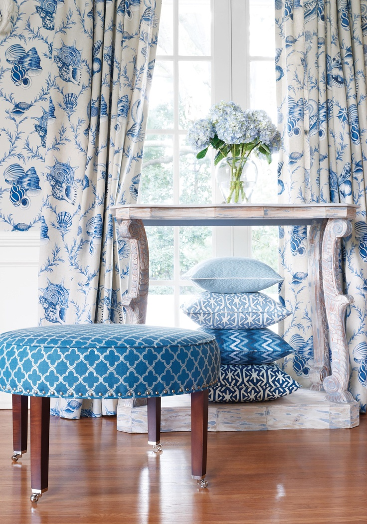 Best Blue White Decor Images On Pinterest White Decor