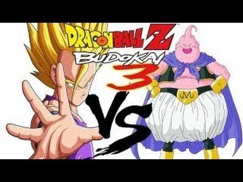 DragonBall Z Budokai 3 Super Saiyan 2 Teen Gohan Father Son Kamehameha v...