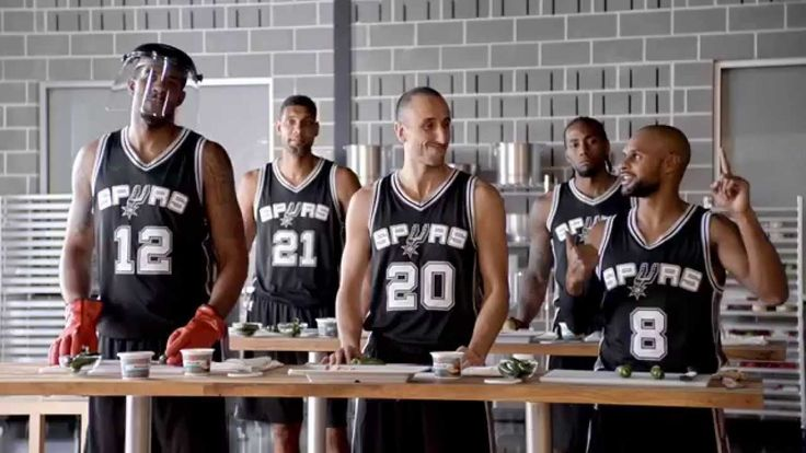 H-E-B 2015 Spurs Commercial – Cooking Class