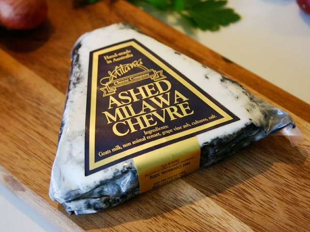 Ashed Milawa Chevre  Fresh Curd | Delicatessen | Shop online for fresh food and groceries in Melbourne, Victoria