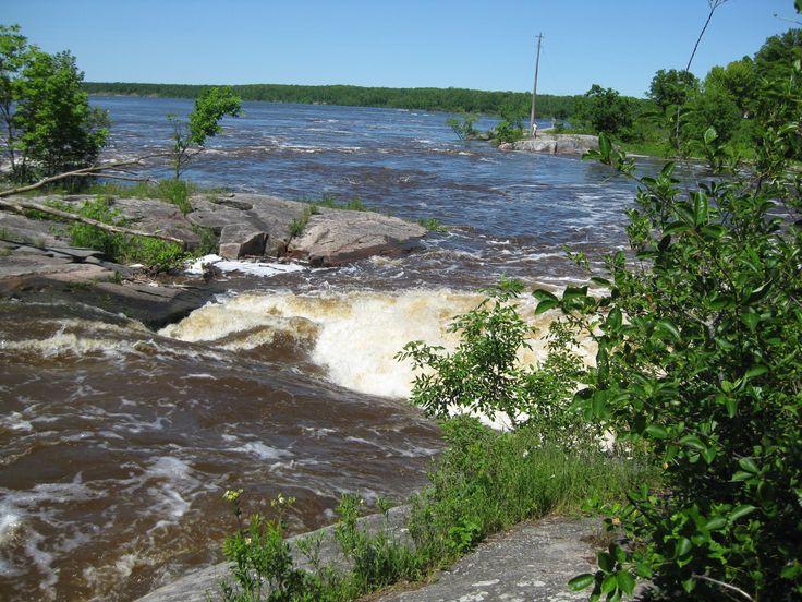 Seven Sisters, Manitoba