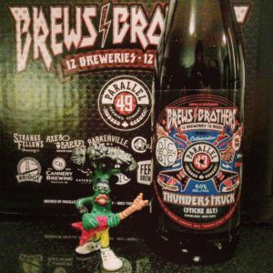 Thunderstruck - Brews Brothers Collaboration
