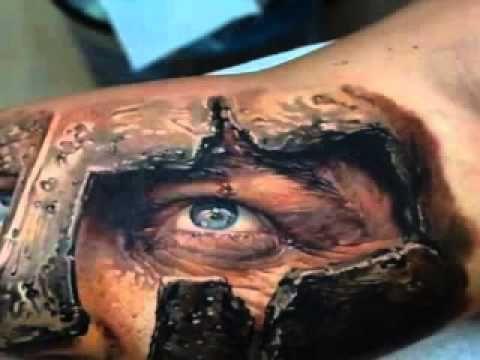 El mejor tatuador del mundo - YouTube