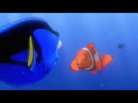Just Keep Swimming with Dory from Finding Nemo