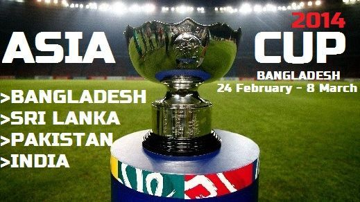 Asia Cup Cricket 2014 (February-March) Astrology Predictions