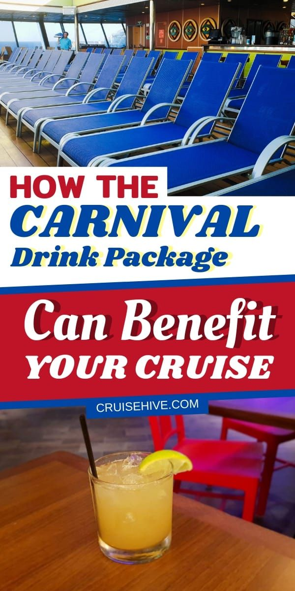 Cheap All Inclusive Family Vacation: How The Carnival Drink Package Can Benefit Your Cruise