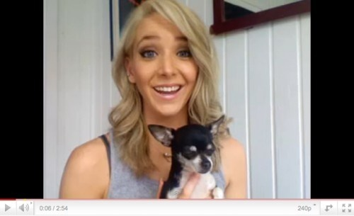 Jenna Marbles and Marbles