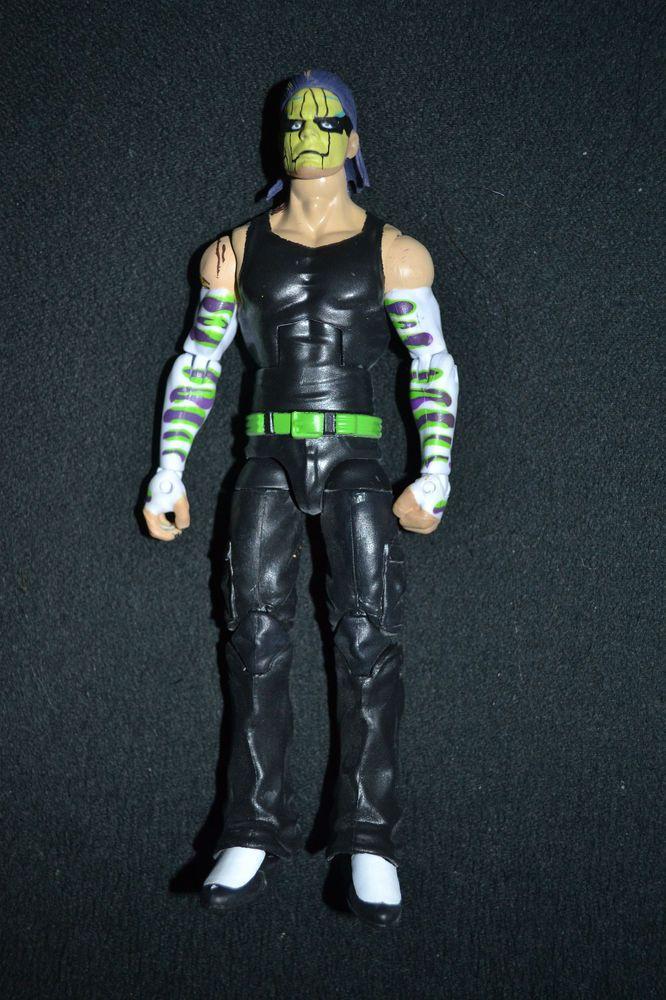Jeff Hardy Action Figure Toys 119